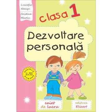 Dezvoltare personala. Clasa I (Elicart)
