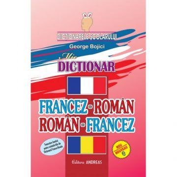 Dictionar francez-roman roman francez