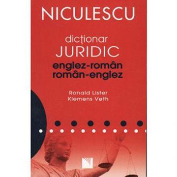 Dictionar juridic englez-roman/roman-englez