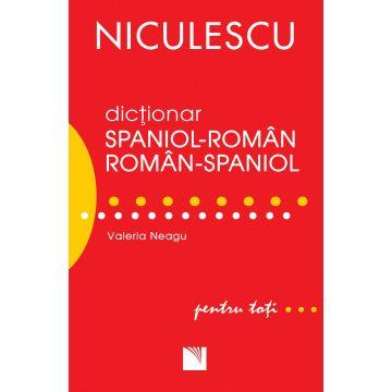 Dictionar roman-spaniol/spaniol-roman pentru toti (50.000 de cuvinte si expresii)