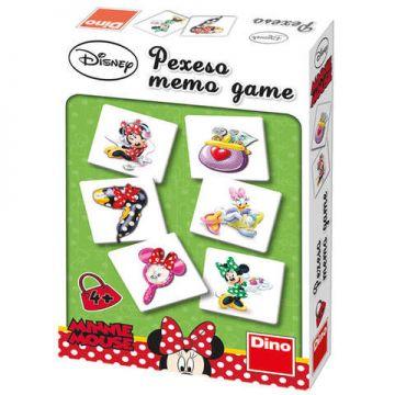 Dino Toys Joc de memorie - Colectia lui Minnie