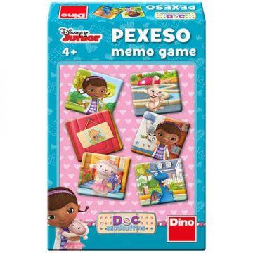 Dino Toys Joc de memorie - Doctorita Plusica