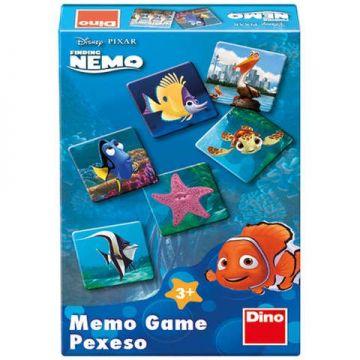 Dino Toys Joc de memorie - In cautarea lui Nemo