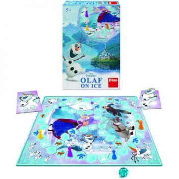 Dino Toys Joc - Olaf pe gheata