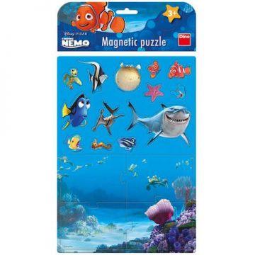Dino Toys Puzzle magnetic - Nemo (17 piese)