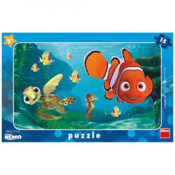 Dino Toys Puzzle - Nemo (15 piese)