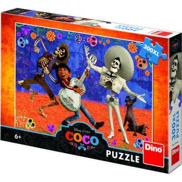 Dino Toys Puzzle XL - Coco: Visul devine realitate (300 piese)