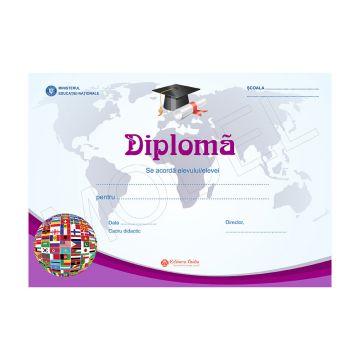 Diploma la Limbi Straine (Diploma)