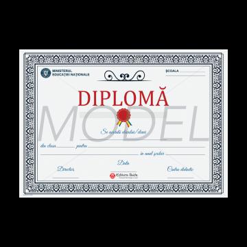 DIPLOMA SCOLARA 2017 MODEL 6