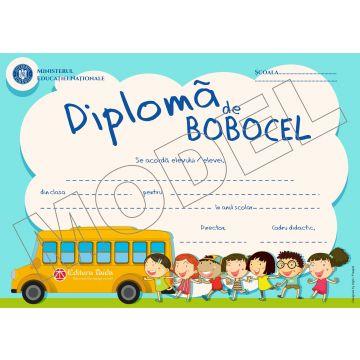 Diploma Bobocel scoala Taida 2018