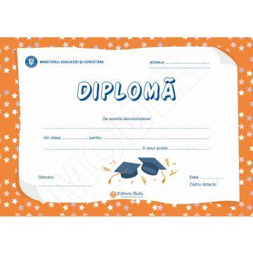 DIPLOMA SCOLARA  MODEL 14