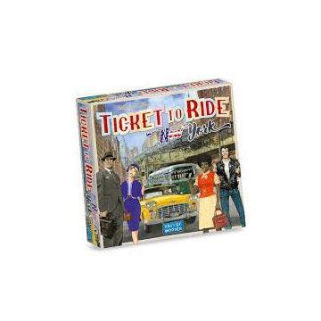 Days of Wonder Ticket to ride - New York
