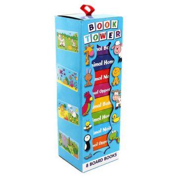 Book Block Tower, Turnuletul cu carti (2647/BOBT)