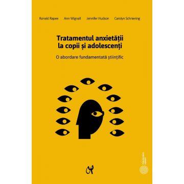 Tratamentul anxietatii la copii si adolescenti (ASCR)