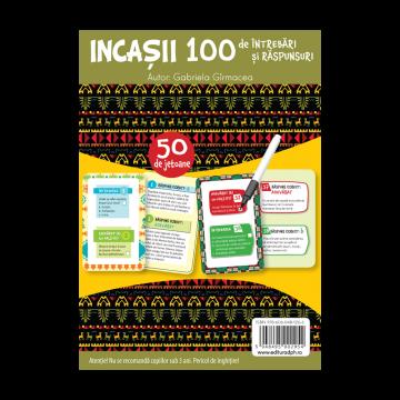 Civilizatii: Incasii - 100 de intrebari si raspunsuri (DPH)
