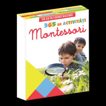Un an in forma maxima: 365 de activitati Montessori (DPH)