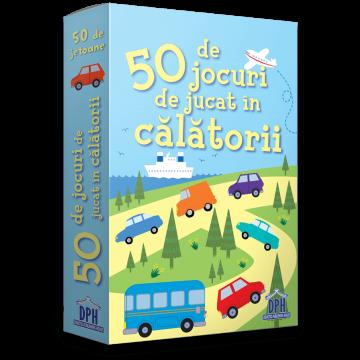 50 de jocuri de jucat in calatorii (DPH)