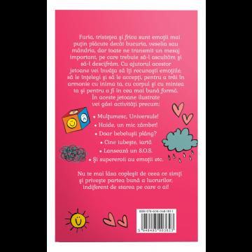 52 de jetoane pentru a intelege emotiile (DPH)