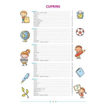 Comunicare in limba romana - caiet de lucru pentru clasa I (2020) (Sinapsis)