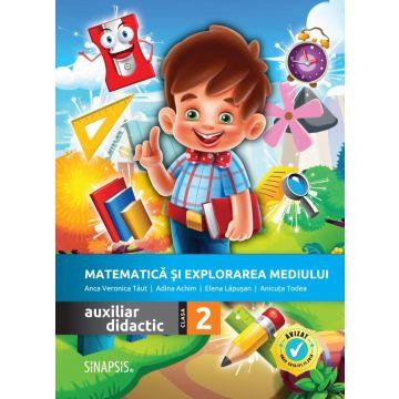 Matematica si explorarea mediului - auxiliar didactic pentru clasa a II-a (Sinapsis)