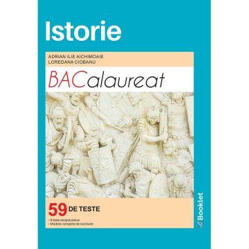 Istorie. Bacalaureat. Teste (Booklet)