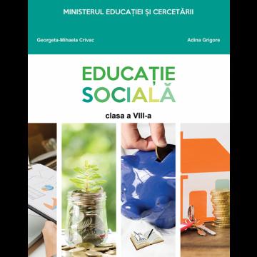 Educatie sociala- manual pentru clasa a VIII-a (Ars libri)