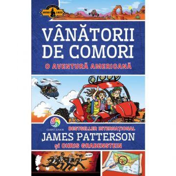 O aventura americana (vol.6 Vanatorii de comori) (Corint)