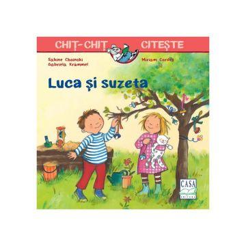 Luca si suzeta (Casa)
