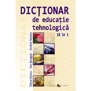 Dictionar de educatie tehnologica (Epigraf)