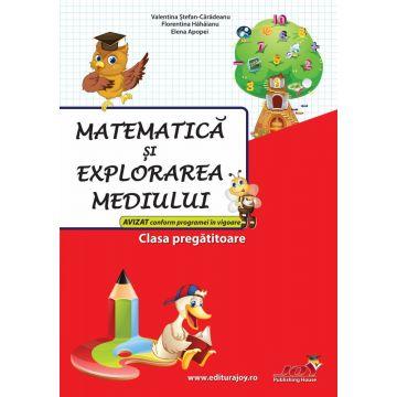 Matematica si explorarea mediului - clasa pregatitoare (JOY)