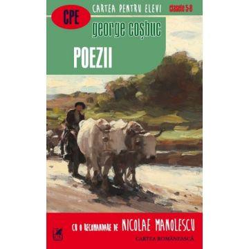 Poezii. George Cosbuc  (Cartea Romaneasca Educational)