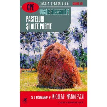 Pasteluri si alte poeme (Cartea Romaneasca Educational)