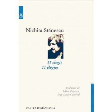 11 elegii (editie bilingva romano-franceza) (Cartea Romaneasca Educational)