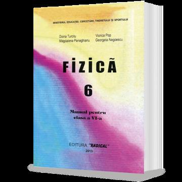 Fizica. Manual pentru cls. a VI-a (Sigma)