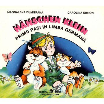 Aventurile lui Hanschen Klein- Primii pasi in limba germana (Sigma)