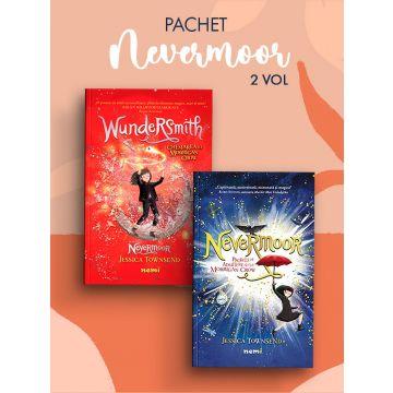 Pachet Nevermoor 2 vol (Nemira)