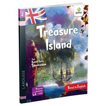 Treasure Island (Read in English) (Gama)
