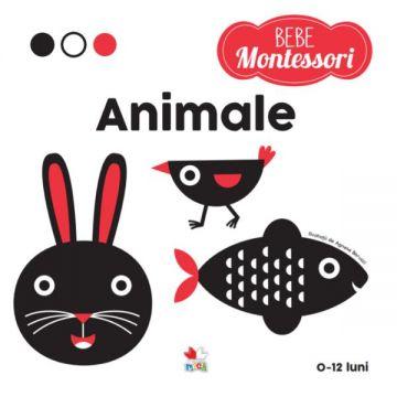 Bebe Montessori. Animale (0-12 luni)