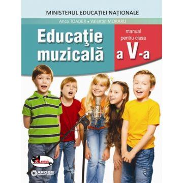 Educatie muzicala, manual pentru clasa a V-a (Aramis)