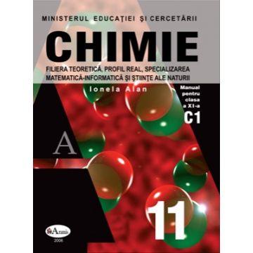 Chimie. Manual pentru clasa a XI-a (Aramis)