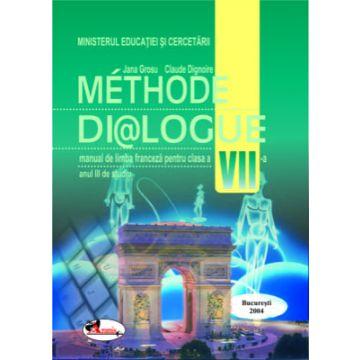 Limba franceza. Manual pentru clasa a VII-a (Aramis)