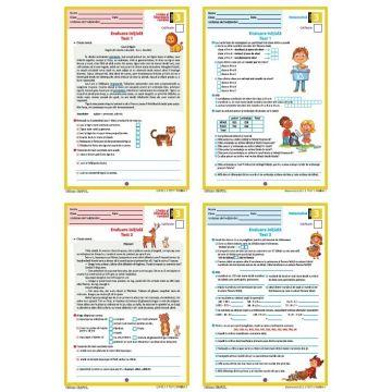 Evaluare initiala - clasa a III-a (Sinapsis)