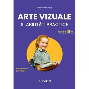 Arte vizuale si abilitati practice – clasa a III-a (Booklet)