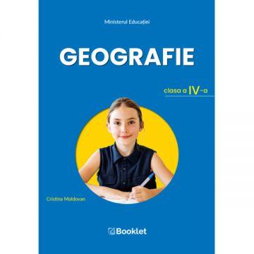 Geografie – clasa a IV-a (Booklet)