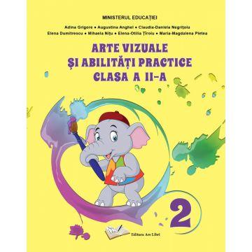 Arte vizuale si abilitati practice - manual clasa a II-a (Ars Libri)