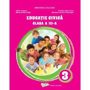 Educatie civica - manual clasa a III-a (Ars Libri)