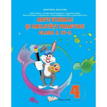 Arte vizuale si abilitati practice - manual clasa a IV-a (Ars Libri)