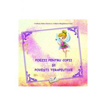 Poezii pentru copii si povesti terapeutice (Ars Libri)