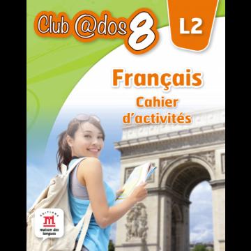 Limba moderna 2: Limba franceza, Auxiliar pentru clasa a-VIII-a (Litera)