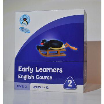 PINGU'S ENGLISH. CURS COMPLET DE LIMBA ENGLEZA. Nivel 2 (Sigma)